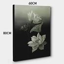 연꽃 그림 8 (60X80CM)
