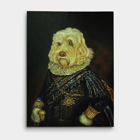 강아지 그림