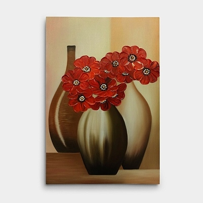 기타 꽃그림