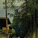 시골 풍경화 2 (70X70CM)