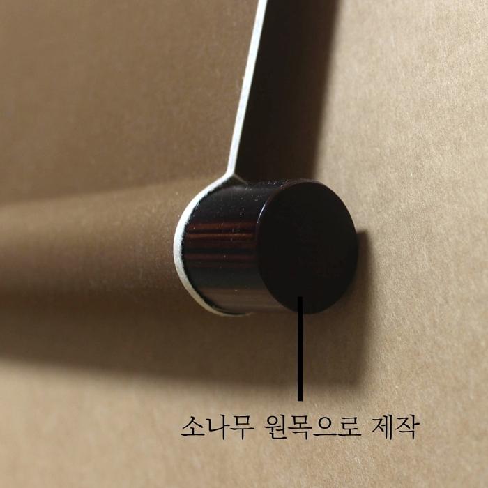 달마도 그림 족자 2 (45 X 118CM)