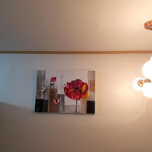 부귀화 - 모란꽃 (목단꽃) 그림 4 (70X50CM) 47