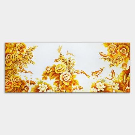 황금 잉어의 뜻과 의미 및 그림 소개 (2020년)