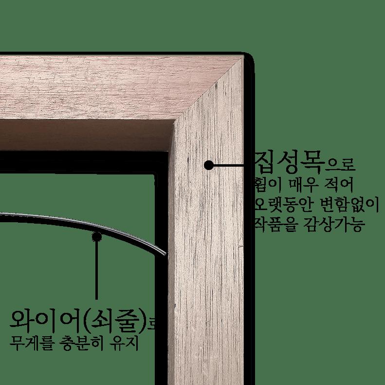 해바라기 그림 1  (70X50CM)
